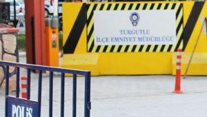 TURGUTLU'DA SIKI GÜVENLİK ÖNLEMLERİ ALINDI