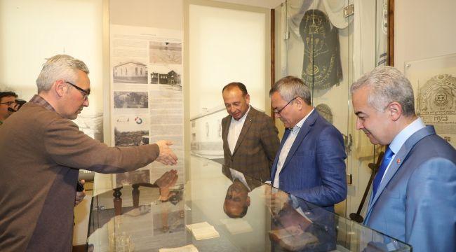Vali Deniz'den Kent Müzesi'ne Tam Not