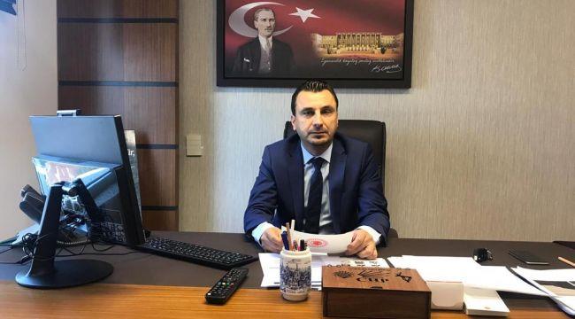 """CHP'Lİ BEKİR BAŞEVİRGEN """"TMO NUMARA OYUNU YAPIYOR"""