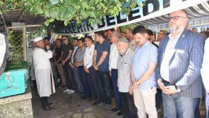 ABDURRAHMAN ŞEREF DOĞRAMACI DUALARLA UĞURLANDI