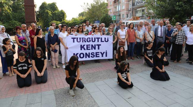 KENT KONSEYİ KADINA ŞİDDETE HAYIR DEDİ