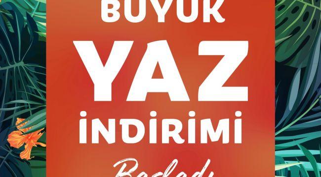 ÖZDİLEK'TEN BÜYÜK YAZ İNDİRİMİ!