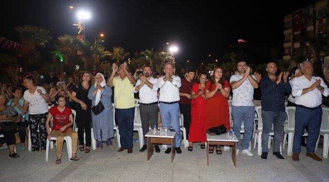 MHP'Lİ ESKİ VEKİLDEN BAŞKAN AKIN'A ÖVGÜ