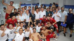 Turgutluspor 1-0 Fatsa Belediyespor