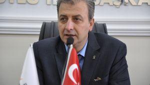 BAŞKAN KAZIM DİLEK'TEN