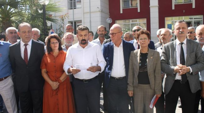 CHP'DEN O MUHTAR'A TEPKİ