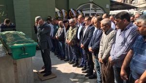 CHP'Lİ MECLİS ÜYESİ'NİN ACI GÜNÜ