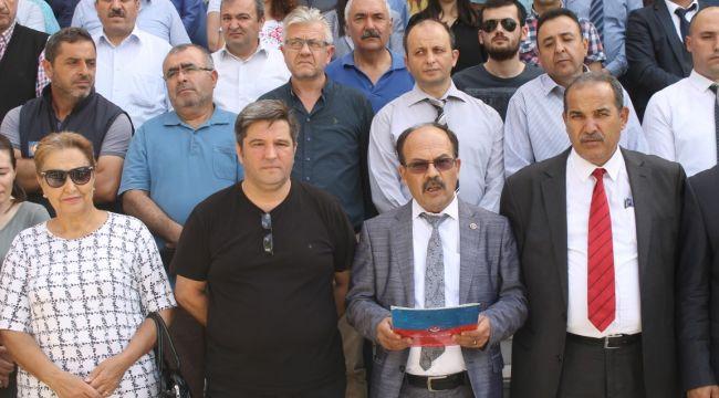 ODA BAŞKANI'NDAN GIDA DENETİMCİLERİNİ DARP İDDİASI