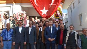 AK PARTİ TURGUTLU İLÇE DANIŞMA MECLİSİ TOPLANDI