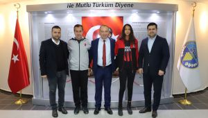 TURGUTLU'YA BASKETBOL'DA MİLLİ GURUR