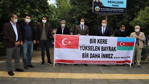 AZERBAYCAN'IN 102. KURULUŞ YILDÖNÜMÜ TURGUTLU'DA KUTLANDI