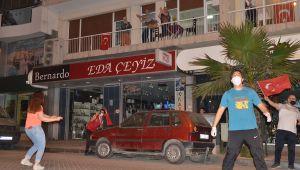 TURGUTLU'DA 'EVDE KAL HAREKETSİZ KALMA' ETKİNLİĞİ