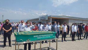 MHP'NİN SİMGE İSMİ DUALARLA UĞURLANDI