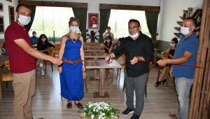 HAYIRSEVER'DEN ORTAOKULA KÜLTÜR SALONU