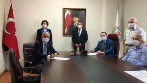 Rotary İlkokulu onarım protokolü imzalandı