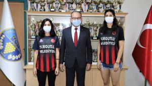 TURGUTLU BELEDİYESPOR'A 2 İMZA
