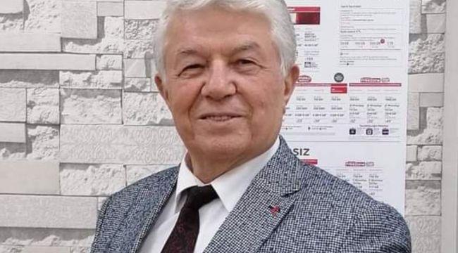 BELEDİYE MECLİS ÜYESİ KORONA'DAN HAYATINI KAYBETTİ