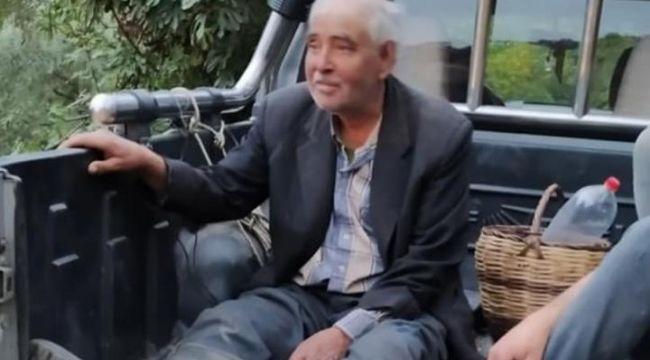 TURGUTLU'DA KAYBOLAN VATANDAŞ BAYINDIR'DA BULUNDU