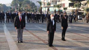 24 Kasım Öğretmenler Günü Turgutlu'da Kutlandı