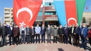 HOCALI ŞEHİTLERİ TURGUTLU'DA ANILDI
