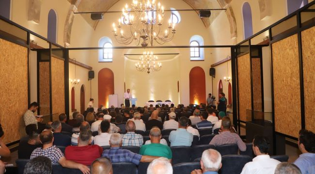 KENT KONSEYİ GENEL KURUL TOPLANTISI 19 EKİM'DE
