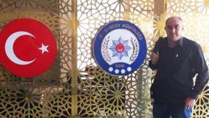 POLİS MEMURU COVİD-19'DAN HAYATINI KAYBETTİ
