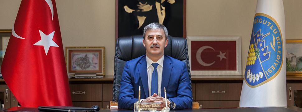 """Başkan şirin """"14 Mart Tıp Bayramı Kutlu Olsun"""""""