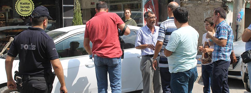 Turgutlu'da şok Eden Olay! Vatandaşı Gündüz Gözüyle Gasp Ettiler