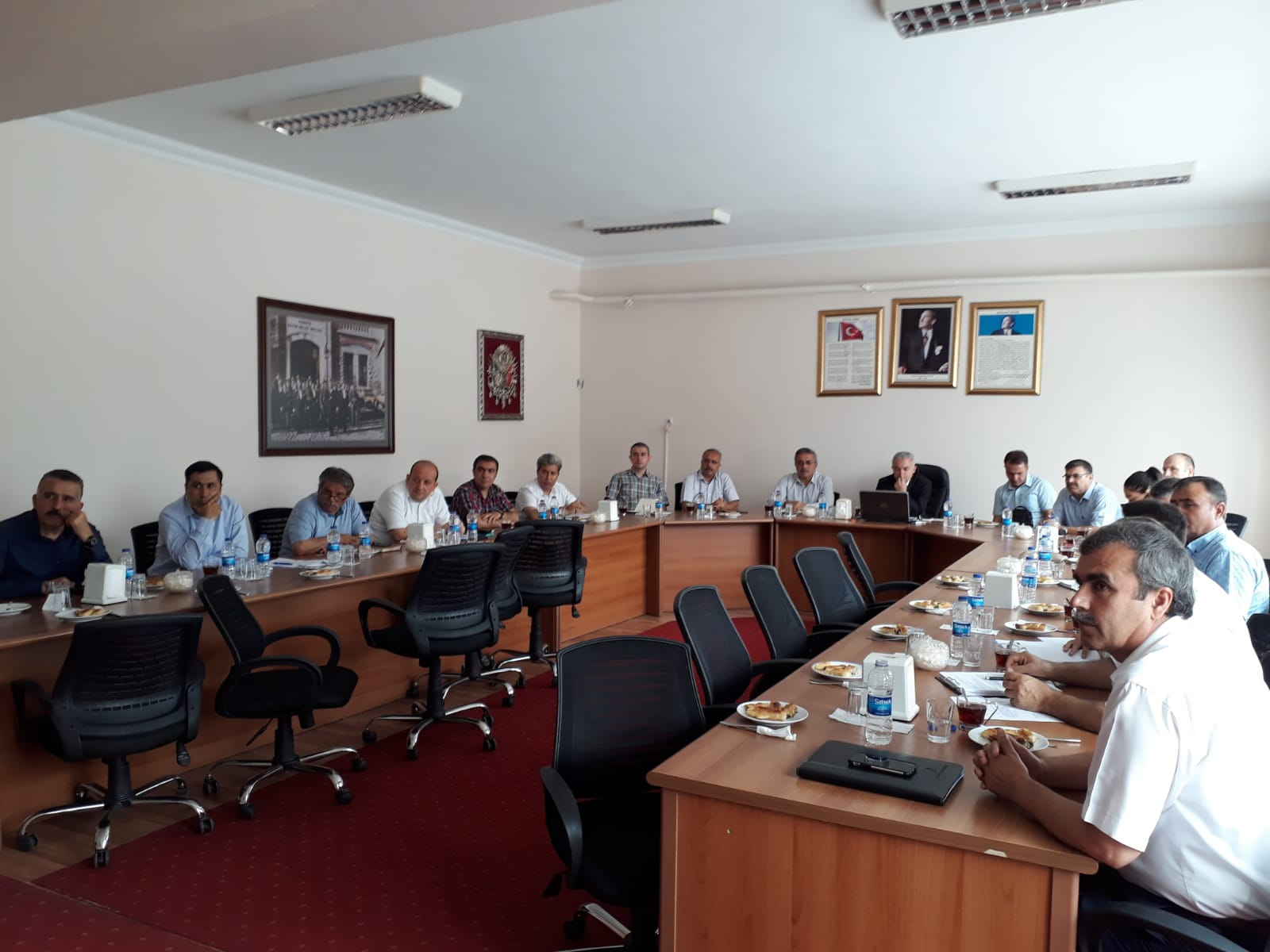 İlçe Hayat Boyu öğrenme Komisyonu Toplantısı Yapıldı