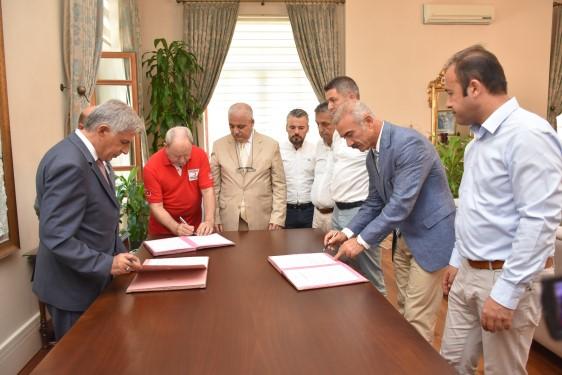 Türk Kızılay İlkokulu Yapım Protokolü İmzalandı