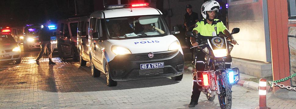 Turgutlu'da 1 Ayda 339 Kişi Gözaltına Alındı