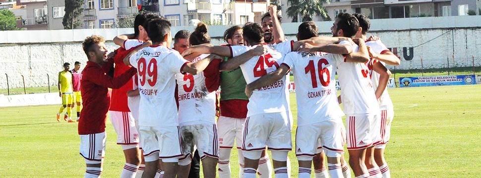 Turgutluspor Muğla'dan Puanla Döndü 1-1