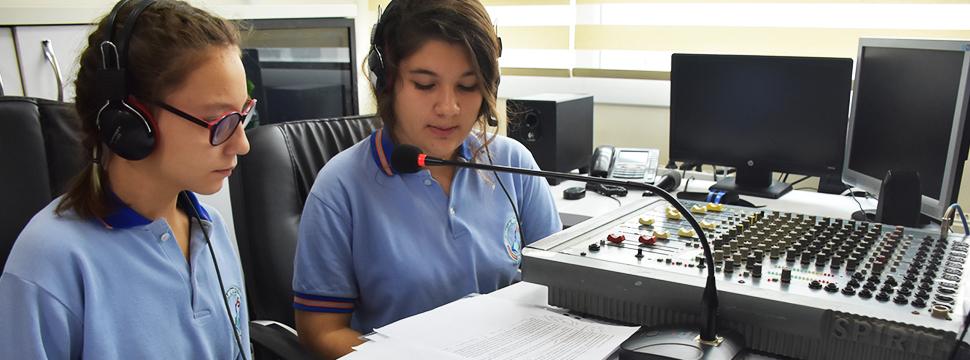 Radyo şato Yayında