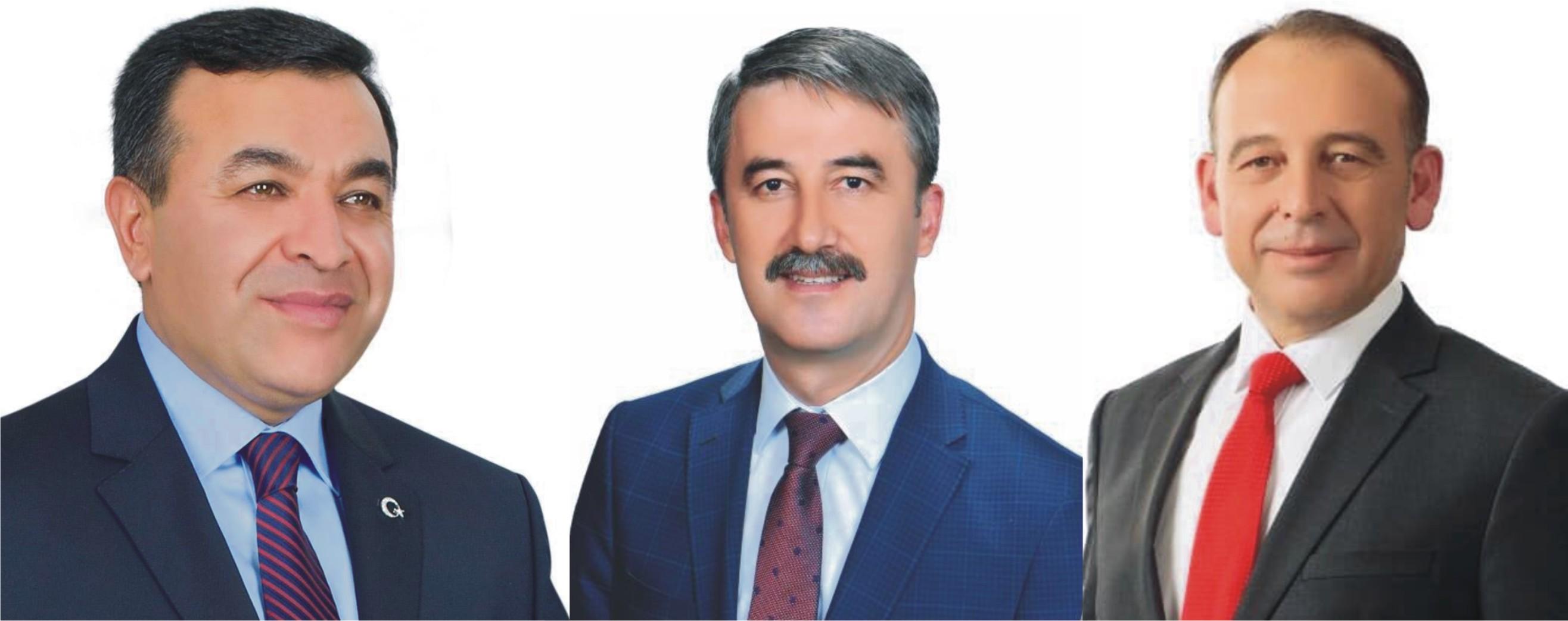 Turgutlu'da Oy Dağılımı