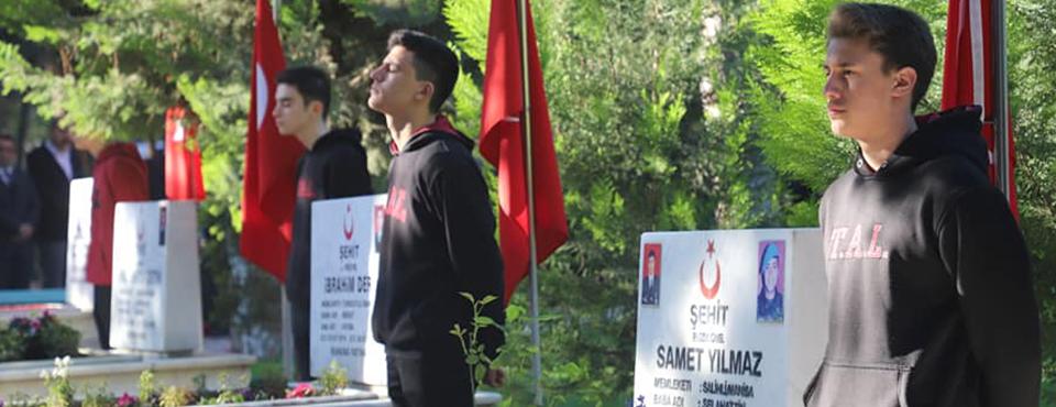18 Mart çanakkale şehitleri Turgutlu'da Anıldı