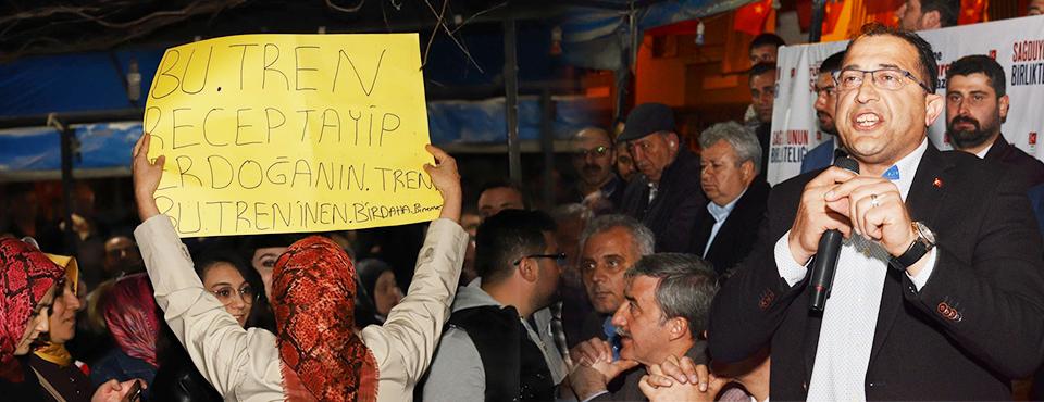 """Süleyman Turgut: """"bir Daha Ak Parti'ye Dönemeyecekler"""""""