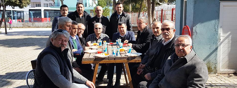 Ziya Müdür Urganlı'da Anıldı