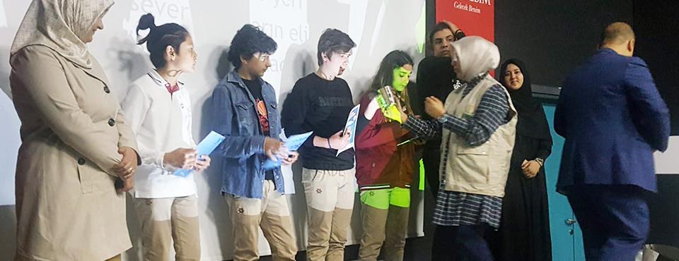 İyilikte Yarışan Sınıflar Projesinin Tanıtımı Yapıldı
