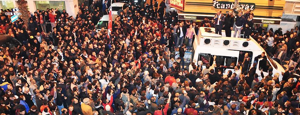 Turgutlu'da Tarihi Seçim
